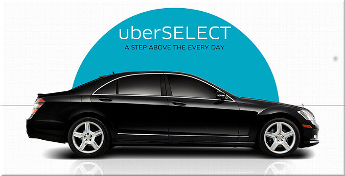 UberSELECT Car Service