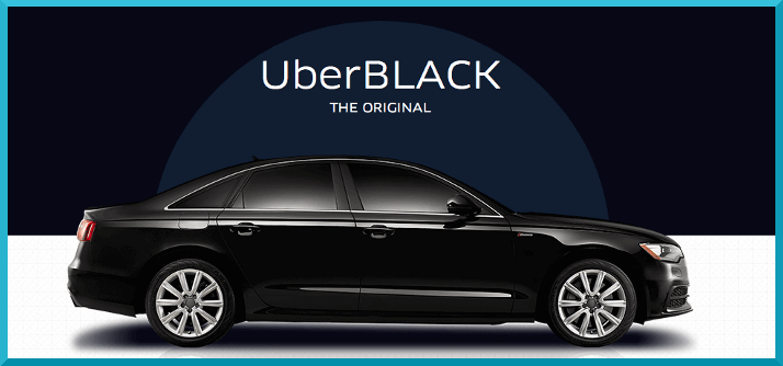 Uber Vehicle List >> What Is Uber Black Here S A Detailed Overview