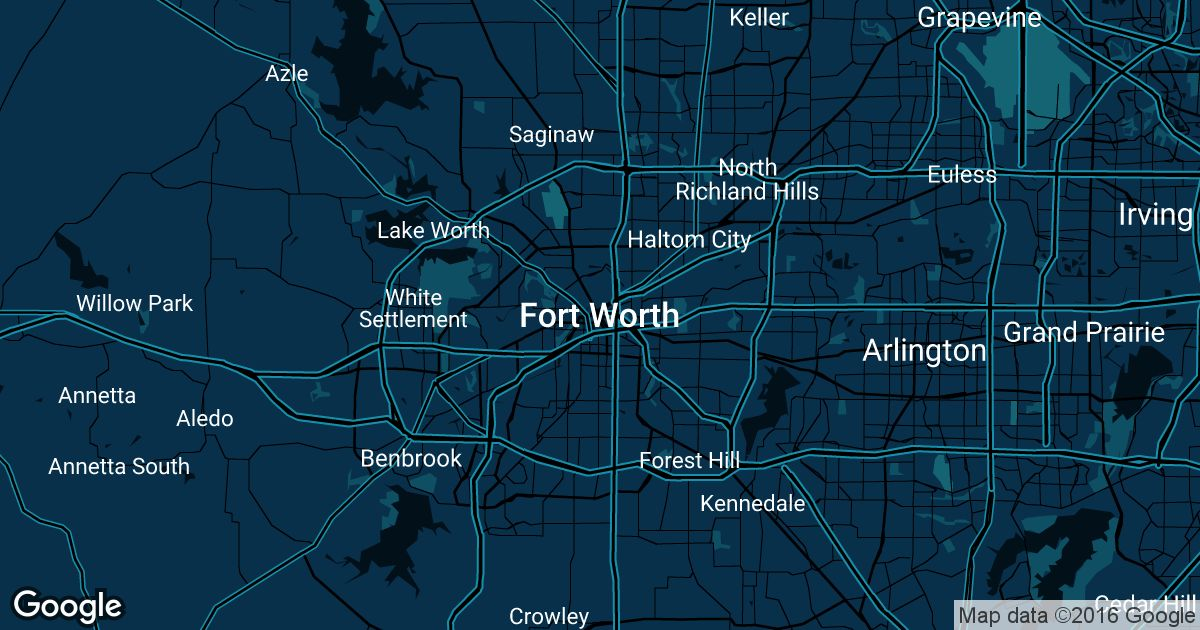 Fort Worth Uber Prices Historical Rates