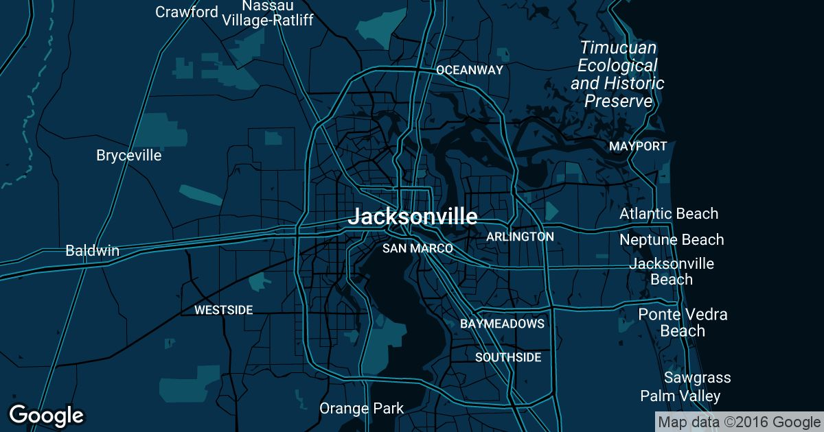 How To Estimate Uber Cost >> Jacksonville Uber Prices & Historical Rates