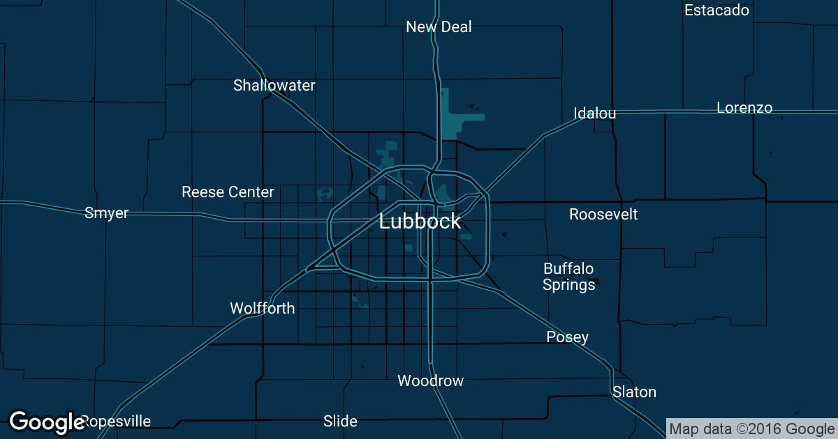 Lubbock Uber Rates Historical Price Changes