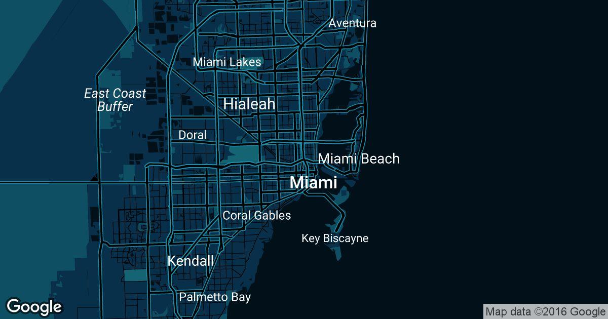 Miami Uber Prices Historical Rates