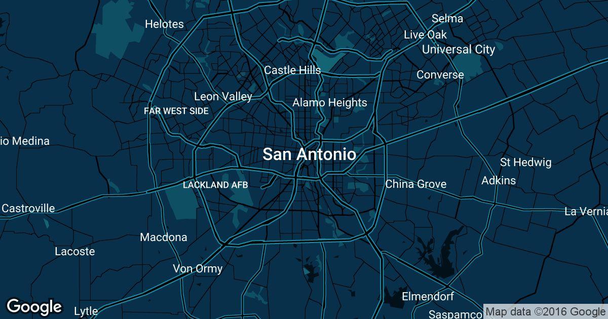 San Antonio Uber Prices Historical Rates