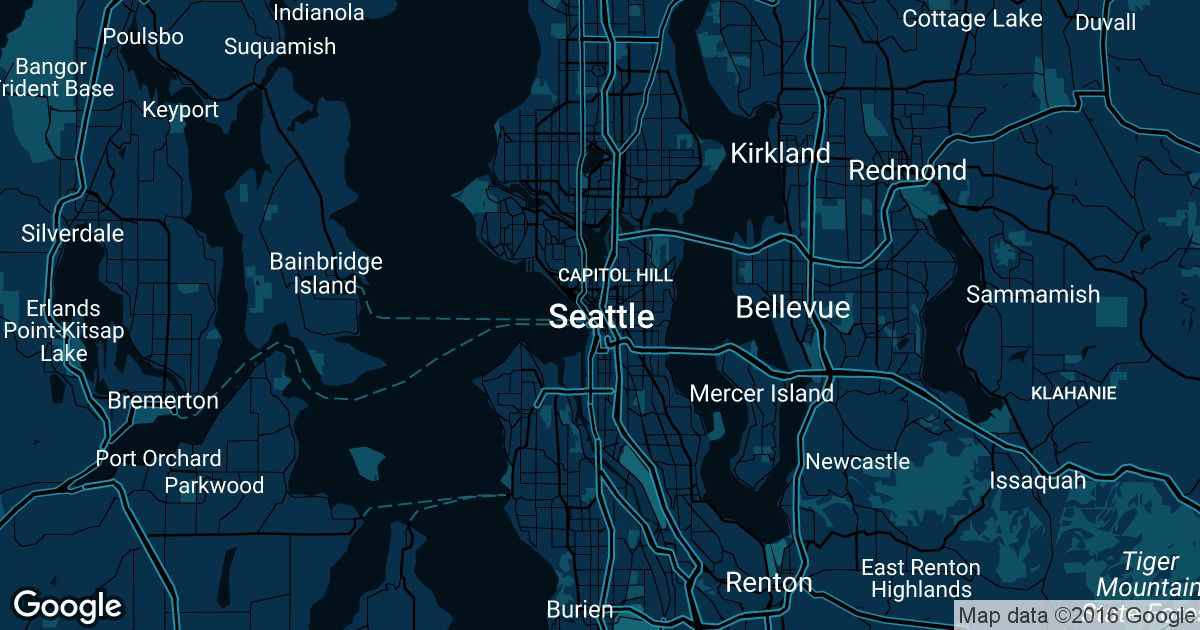 Seattle Uber Prices Historical Rates