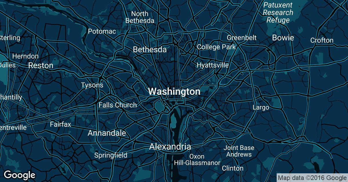 Washington Dc Uber Prices Historical Rates